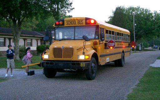 Avoid getting a school bus ticket by knowing the rules around stopping for school buses